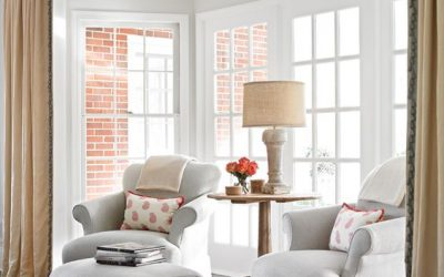 Get  Your House Pampered with Lordship's UPVC Bay Windows