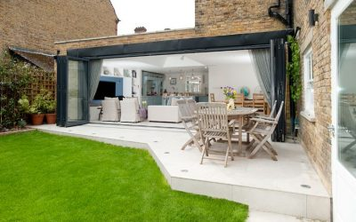 Redefining Architecture through Bi-folding Doors