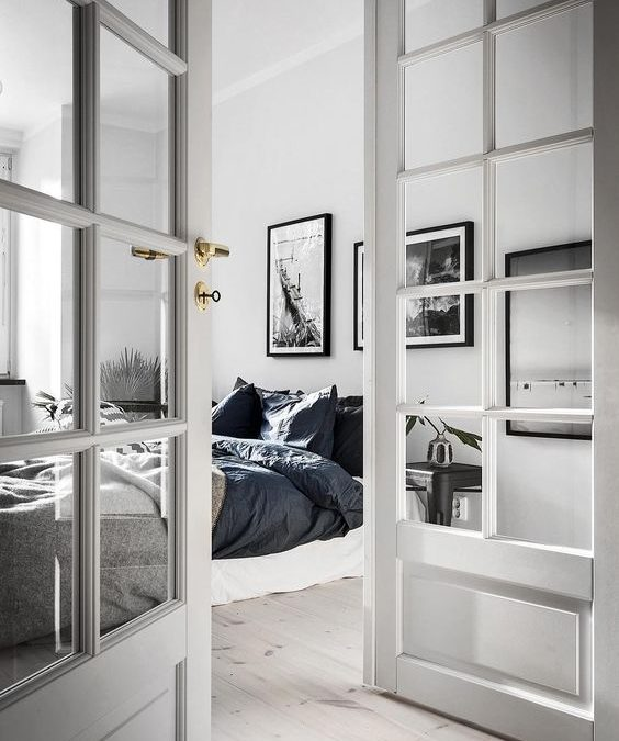 The Easiest Ways To Make Beautiful Homes with French Doors