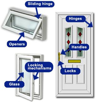 Repairs | Lordship Windows LTD